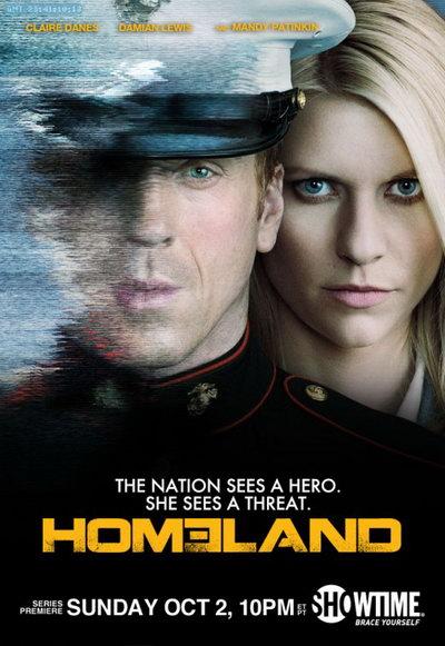 Showtime《家园》(Homeland)获第二季续订