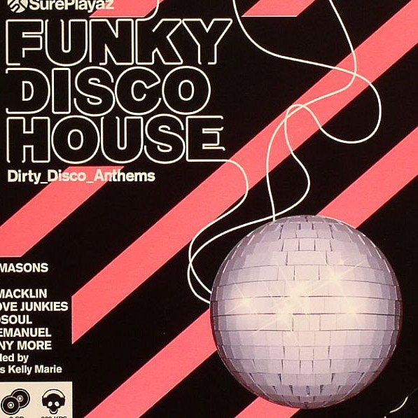 Various artists funky disco house 2cd mp3 ed2000 for Funky house classics 2000