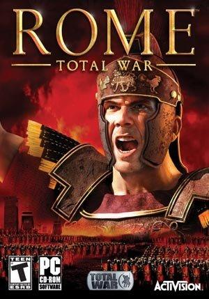 罗马全面战争原声碟