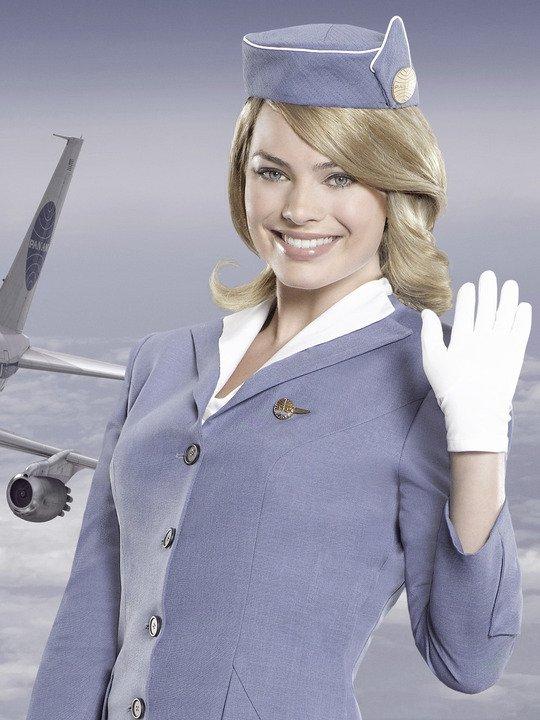 泛美航空 女星玛格特 罗比有望加盟莱昂纳多新片 华尔街之狼