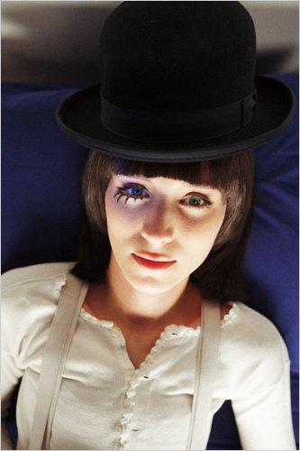 11、罗尼·玛拉(Rooney Mara,《龙文身的女孩》)——反社会者(Sociopath)