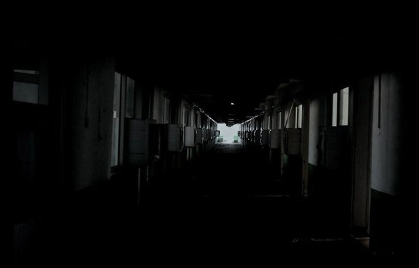 小汤山医院已成现实版《寂静岭》, 小汤山医院的灵异事件
