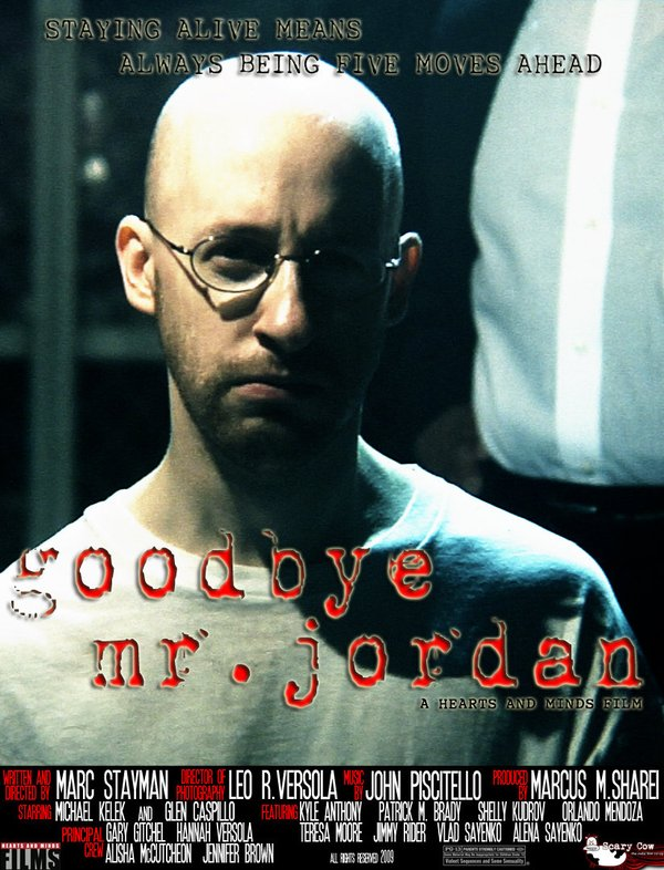 Goodbye Mr. Jordan