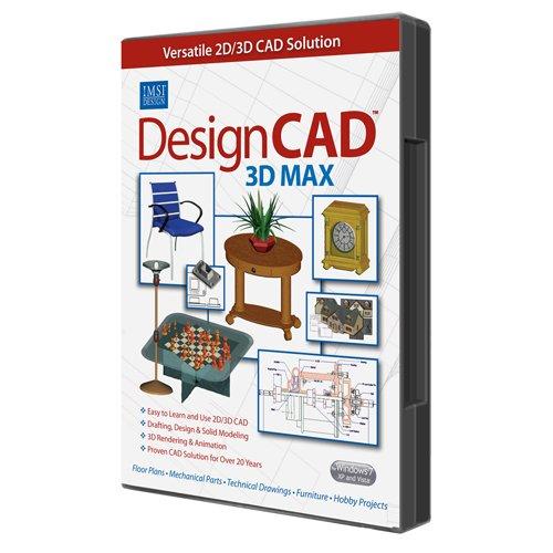 《3D建�:�2D制图软件》(IMSI De