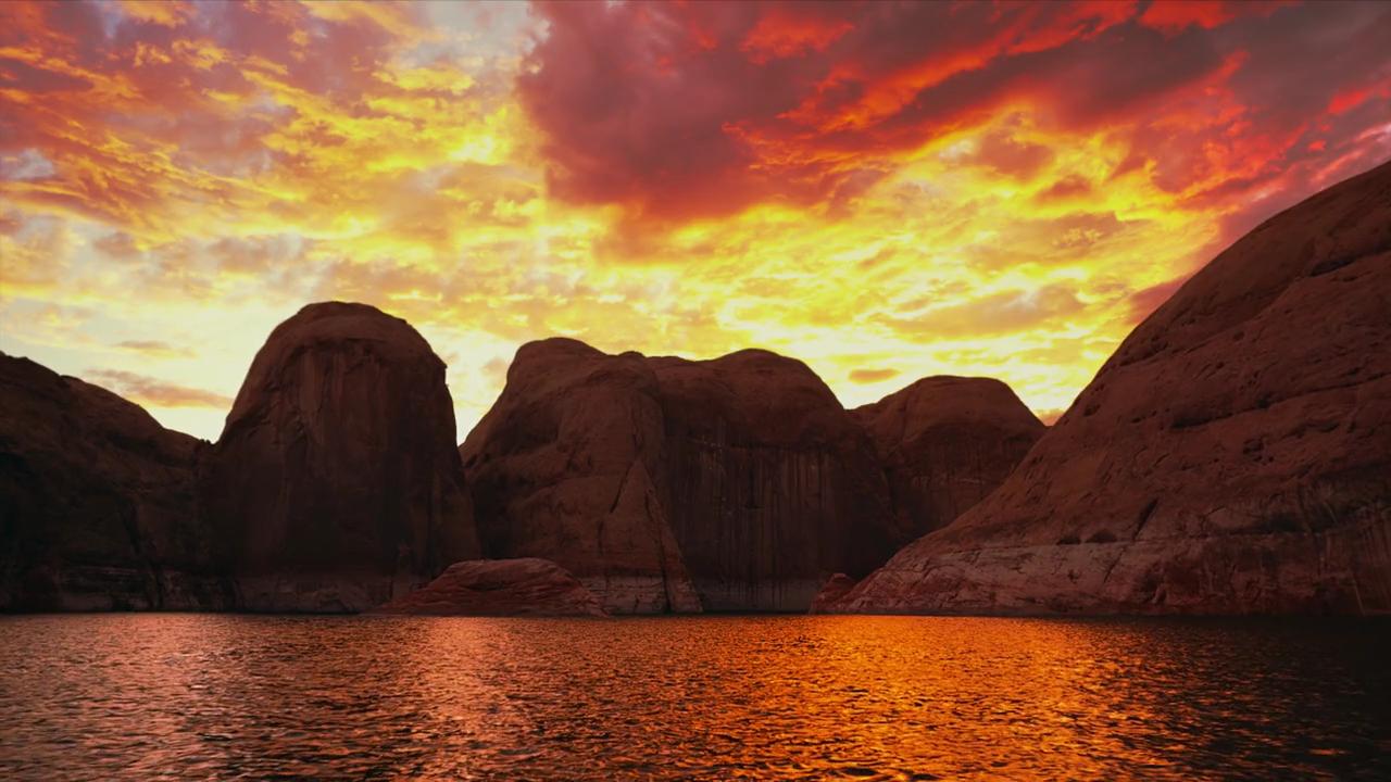 《时间的风景》的拍摄,剪辑和色彩分级均采用4k分辨率(4096×2304