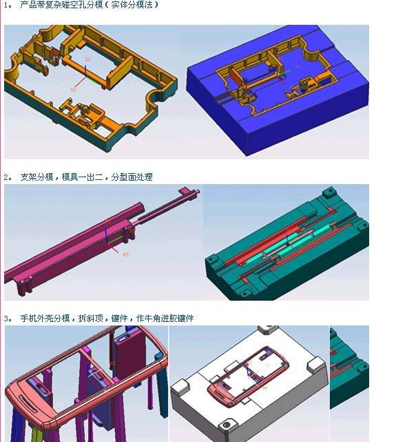 UG全3D模具设计全套视频教程10DVD