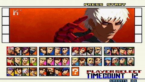 首页 游戏 掌机游戏 《psp模拟snk capcom igs拳皇kof94-2004侍魂1-5图片