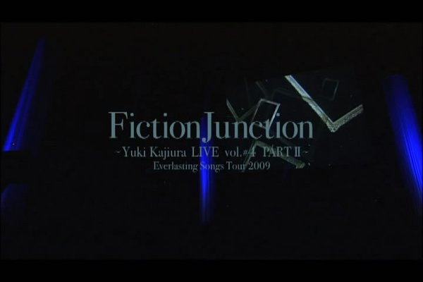 FictionJunction YUUKA Yuki Kajiura LIVE vol  4