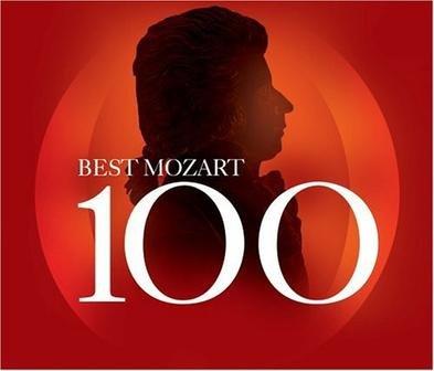 莫扎特BEST 百分百