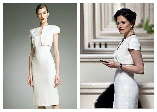 Dress 品牌:Alexander McQueen 价格:£1,112 / $1,725