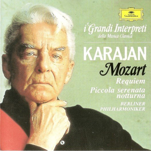 Wolfgang Amadeus Mozart 莫扎特 安魂曲 Requiem K626...