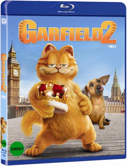 加菲猫2 Garfield A Tail Of Two Kitties CHD联盟