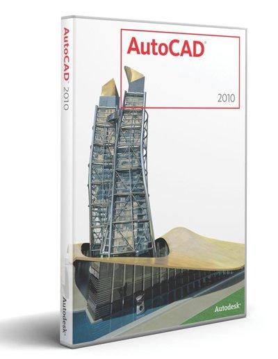 欧特克AutoCAD 2010英文版 新增x86/x64英文正式版