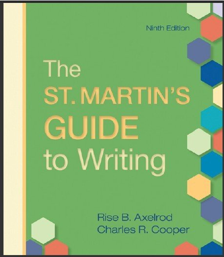 Amazon.com: The Bedford Guide for College Writers …