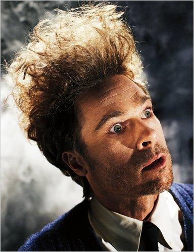 1、布拉德·皮特(Brad Pitt,《生命之树》、《点球成金》)——疯子(Madman)