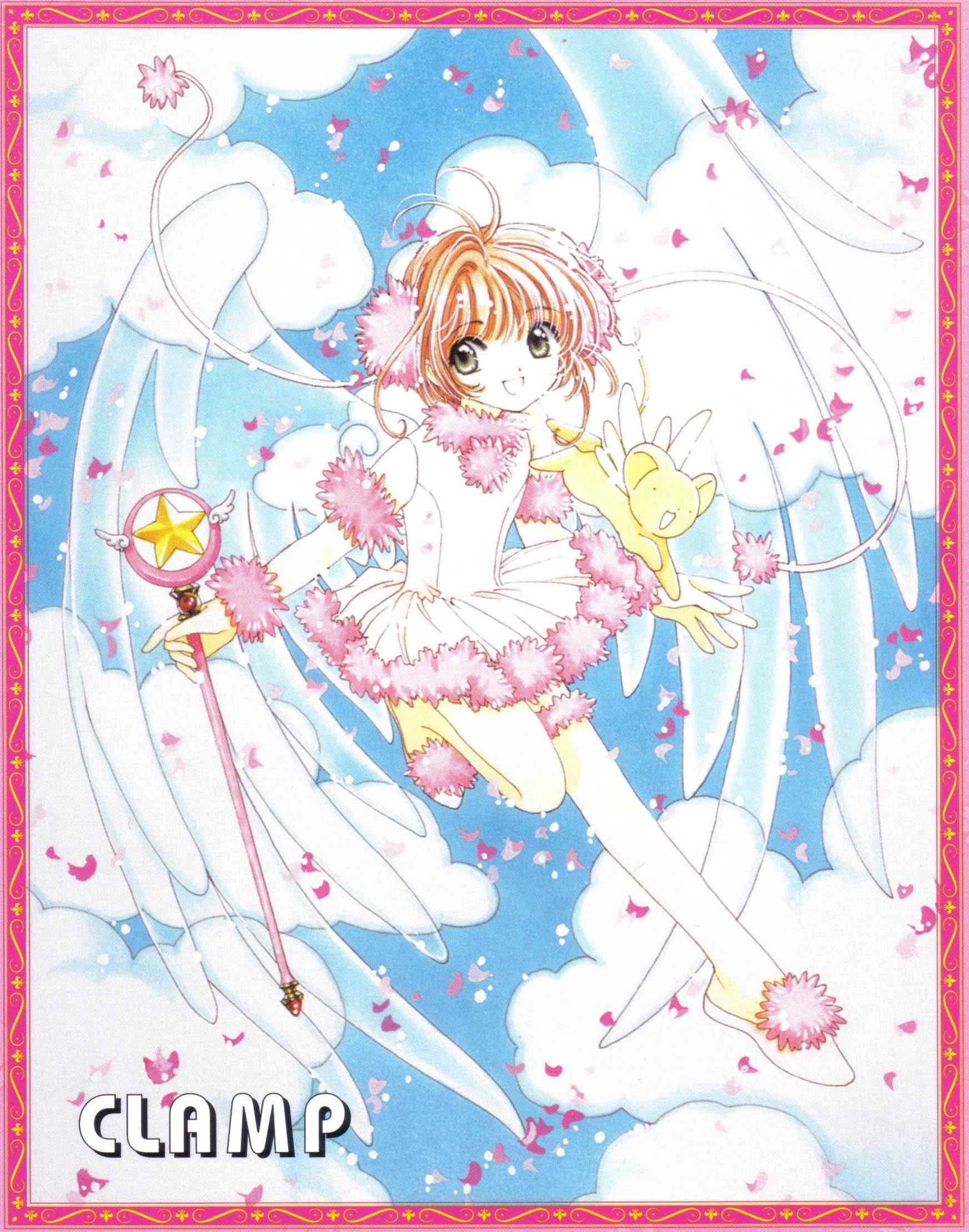 海报魔法使的新娘-魔卡少女樱图片