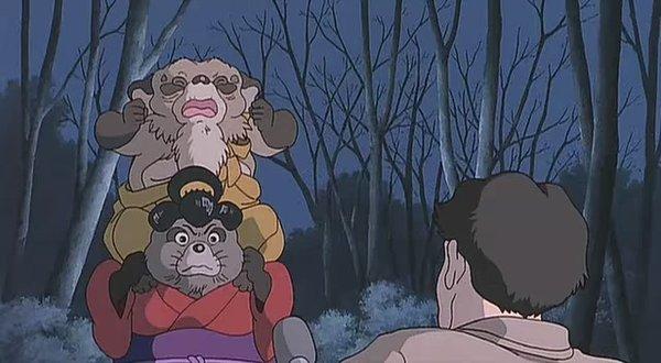 平成狸合战 Raccoon War
