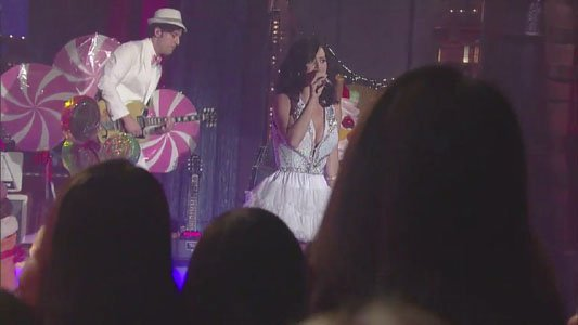 凯蒂·佩里 Live On Letterman 高清视频 更新Firework 720P等2个MV