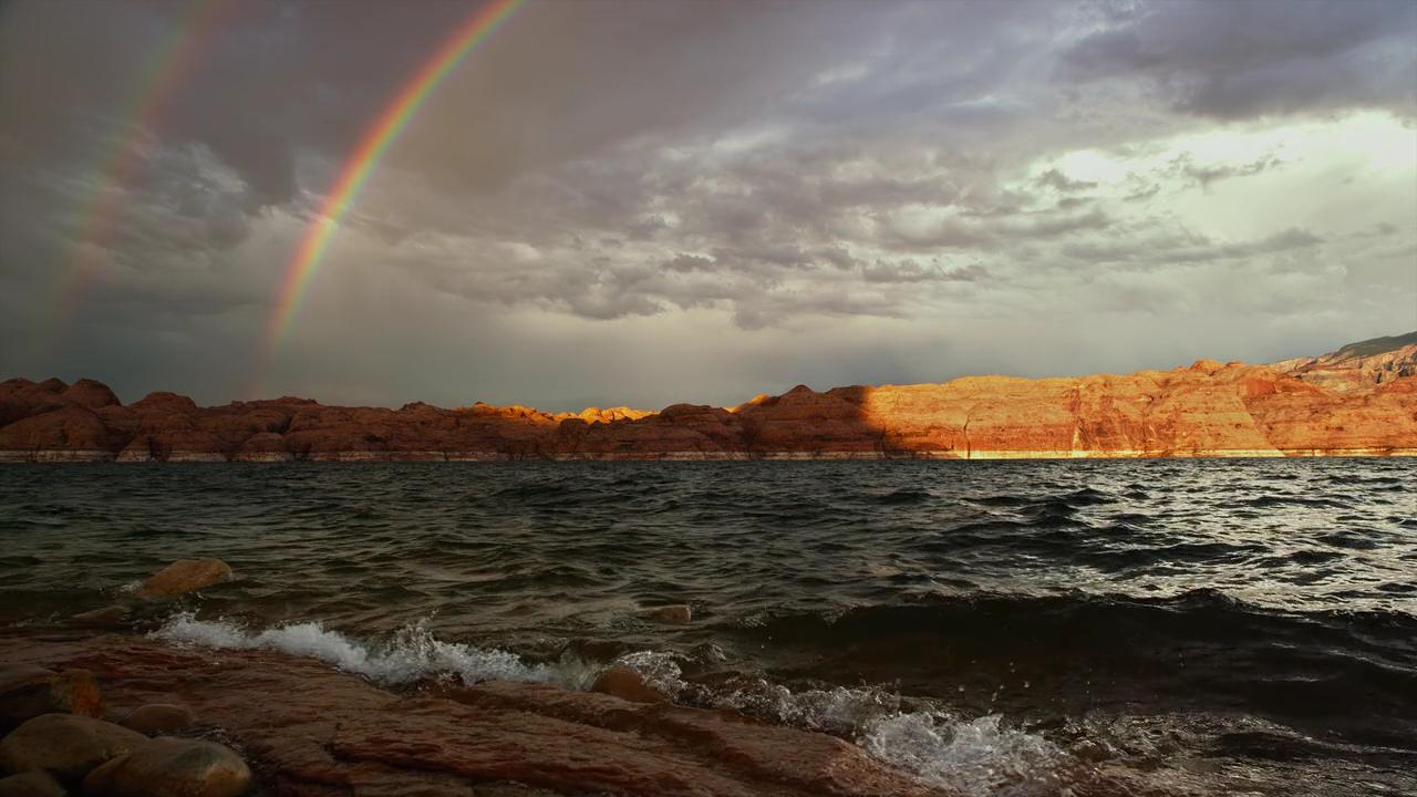 《时间的风景》的拍摄,剪辑和色彩分级均采用4k分辨率(4096×230