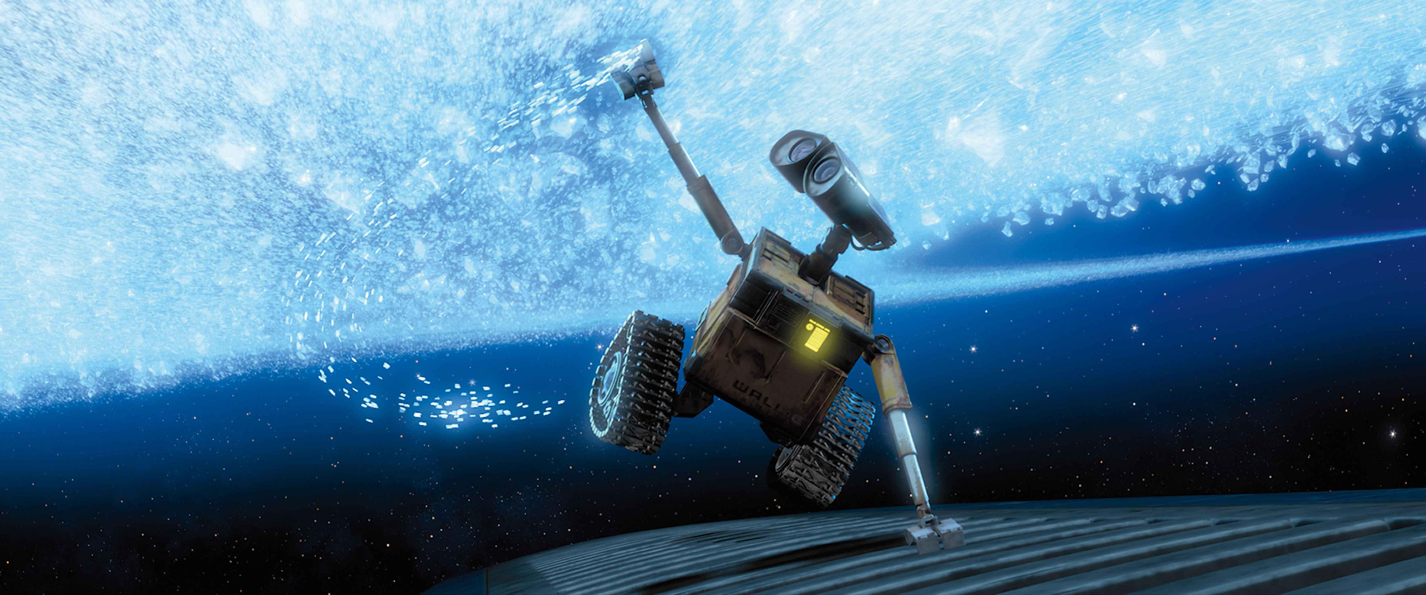 机器人总动员在线观看 机器人总动员 机器人总动员高清