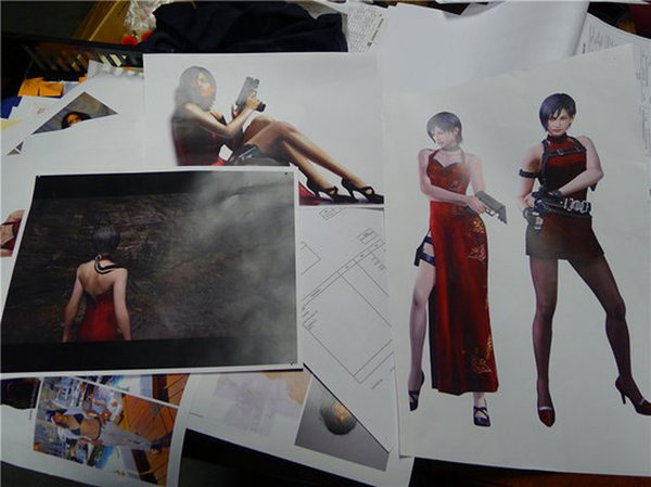 揭秘《生化危机5》(Resident Evil: Retribution)李冰冰变装艾达·王全程
