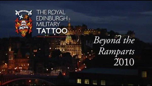 2010年爱丁堡皇家军乐节表演