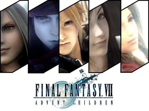 最终幻想VII圣童降临