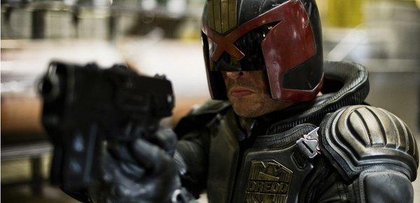 《新特警判官》(Dredd)曝海量剧照 场面火爆9月上映