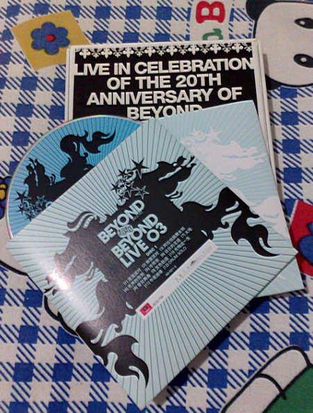 BEYOND超越BEYOND Live 03