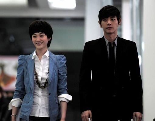 男演员杨洋素颜照 父母