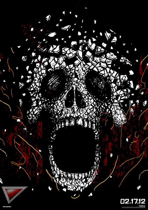 《灵魂战车2:复仇之灵》海报艺术四张