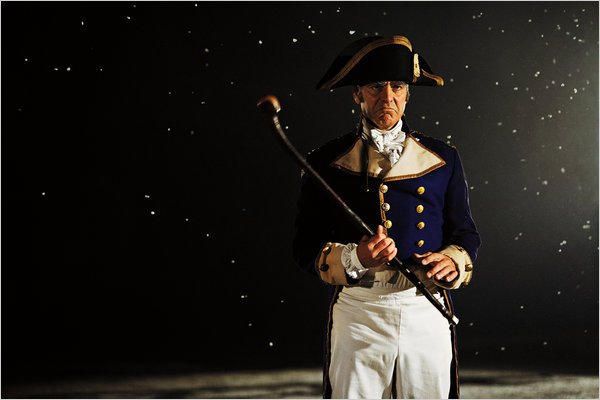 6、乔治·克鲁尼(George Clooney,《后人》)——专横的船长(Tyrant)