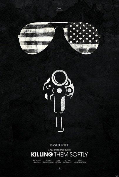 布拉德·皮特主演《神枪手之死》导演新作《温柔的杀戮》(Killing Them Softly)首曝预告