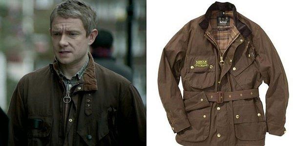 Jacket (DR. JOHN WATSON) 品牌: Barbour 价格:¥2,811.96 NOW ¥1,964.98