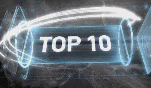 NBA官网2009-10赛季每日比赛Top10