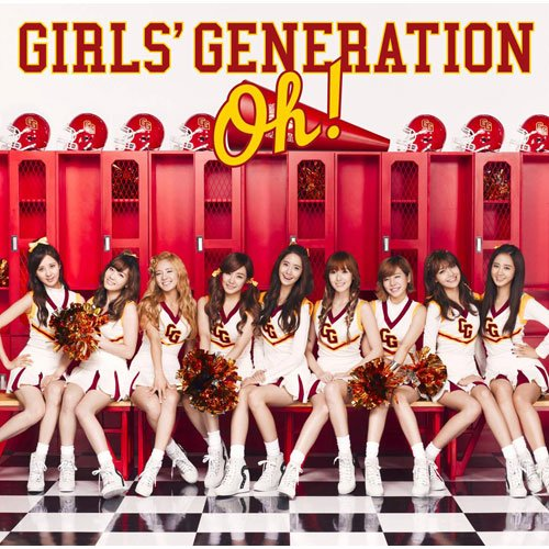 少女时代Girls' Generation 《Oh!》单曲MP3