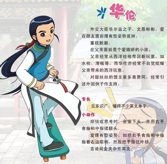 甜心格格(ori-princess) - 动漫图片 | 图片下载