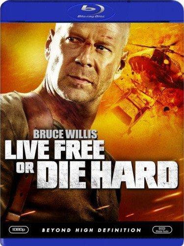 虎胆龙威4 Live Free Or Die Hard 思路 国英双语