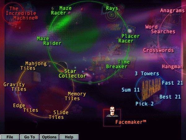 雪乐山智力游戏全集2004