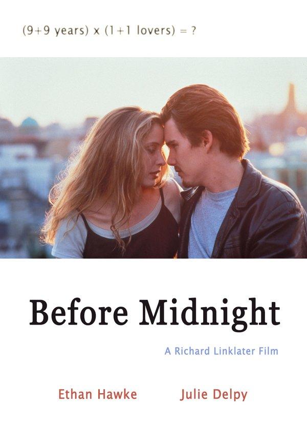 《午夜之前》(Before Midnight)首曝剧照 伊桑·霍克再联手德尔比