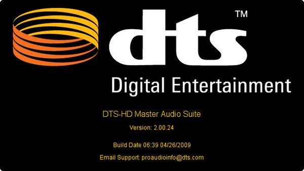 制作DTS CD DTS-DVD AUDIO编码必备软件