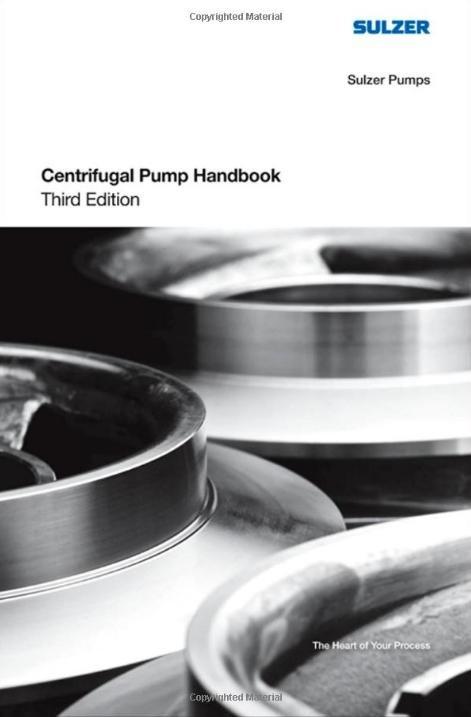 《离心泵手册》(Centrifugal Pump Handbook)第3版[PDF]资料下载