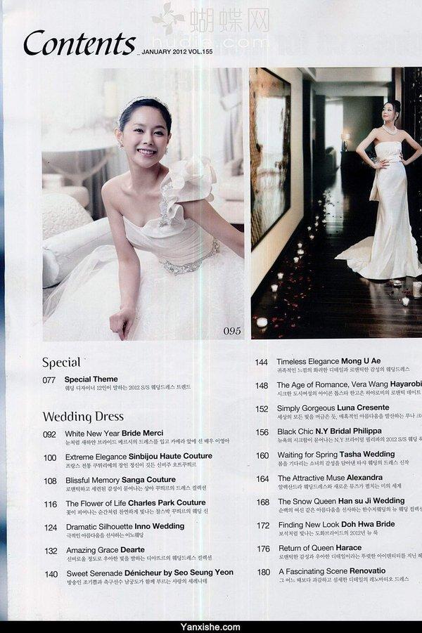 《《wedding21》ol时尚系列韩文杂志更新至---每月闪电更新》(wedding