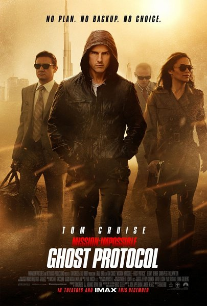 Mission Impossible-Ghost Protocol