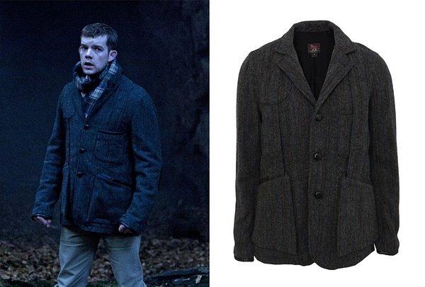 Jacket】品牌:Woolen Mills by Woolrich 价格:£435 / $673