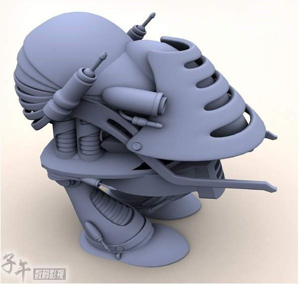 3ds max模型制作 电子书 3ds max模型制作