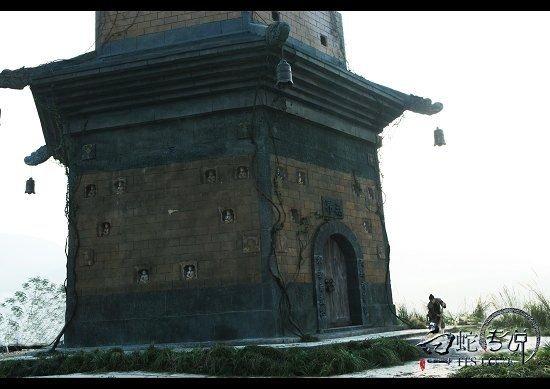 圣浮屠塔图片