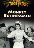 Monkey Businessmen 海报