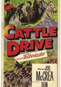 Cattle Drive 海报