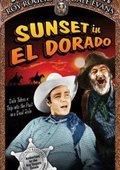 Sunset in El Dorado 海报